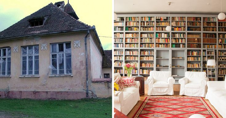 Abandoned Art Nouveau Saxon School In Transylvania Transformed Into A Beautiful Guesthouse | Bored Panda