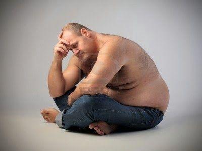stress e aumento di peso.