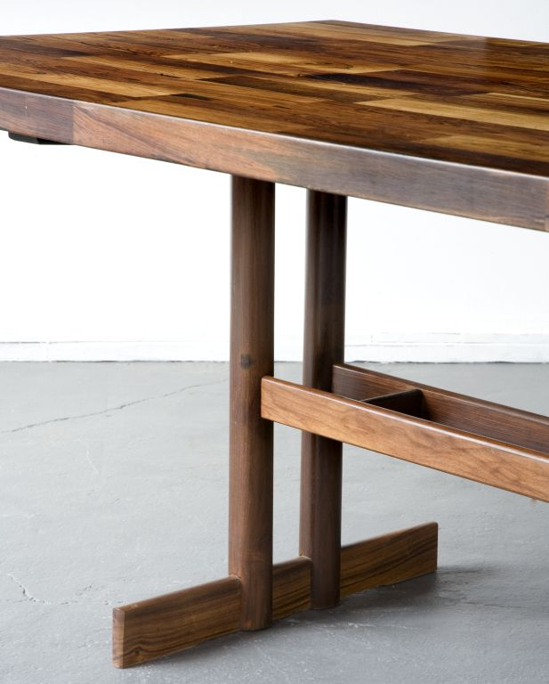 Dining Table By Joaquim Tenreiro | From A Unique Collection Of Antique And Modern  Dining Room. Modern Dining Room TablesMid Century