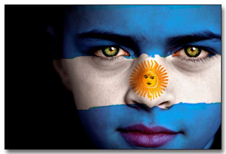 Argentina - beautiful country, beautiful people!