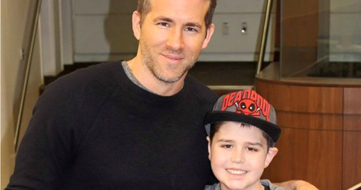 Ryan Reynolds Pays Tribute to Young 'Deadpool' Fan Who Died of Cancer -- Ryan Reynolds pens a touching letter to young Connor McGrath, a 13-year-old Canadian 'Deadpool' super fan who recently passed away. -- http://movieweb.com/deadpool-movie-ryan-reynolds-tribute-young-cancer-patient/