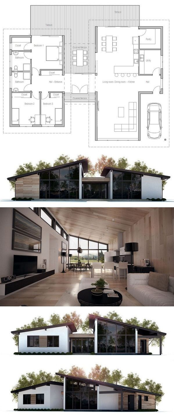 best beautiful homes images on pinterest modern houses
