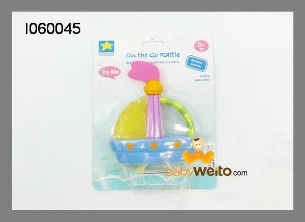 I060045  On the go rattle  Ada musik,teether,rattle  BPA Free  Usia 0m+  IDR 80*  BCA 6320-2660-58 a/n HENDRA WEITO MANDIRI 123-00-2266058-5 a/n HENDRA WEITO PANIN 105-55-60358 a/n HENDRA WEITO  Telp :021-9388 9098