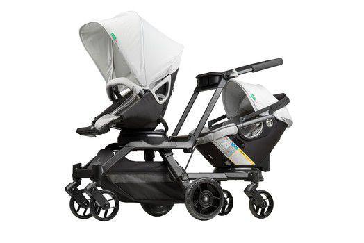 Orbit Baby Double Helix Stroller Frame (ORB841000) | Orbit Baby // Heidi Powell Stroller