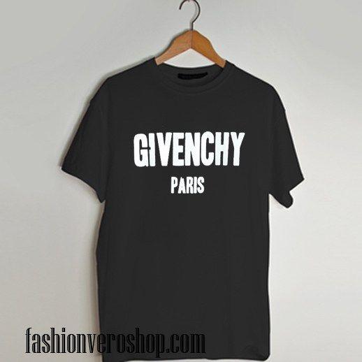 givenchy paris T shirt