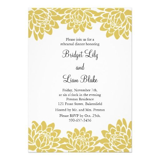 @@@Karri Best price          Floral and Modern Rehearsal Dinner Personalized Announcements           Floral and Modern Rehearsal Dinner Personalized Announcements We provide you all shopping site and all informations in our go to store link. You will see low prices onHow to          Floral and Mo...Cleck link More >>> http://www.zazzle.com/floral_and_modern_rehearsal_dinner_invitation-161386030812248474?rf=238627982471231924&zbar=1&tc=terrest
