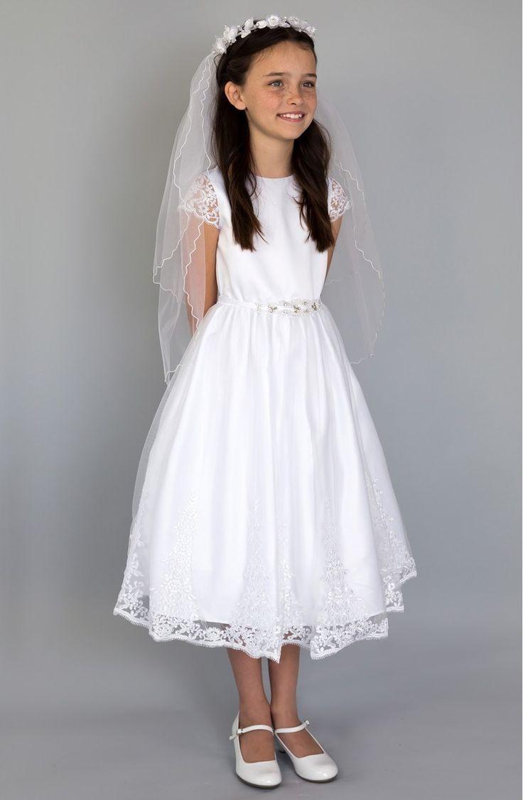 Vestidos de comunion para niña