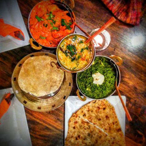 Rozpocznij #poniedziałek z kolorową kuchnią indyjską! 😊 Zapraszamy serdecznie. :) Namaste India - www.namasteindia.pl