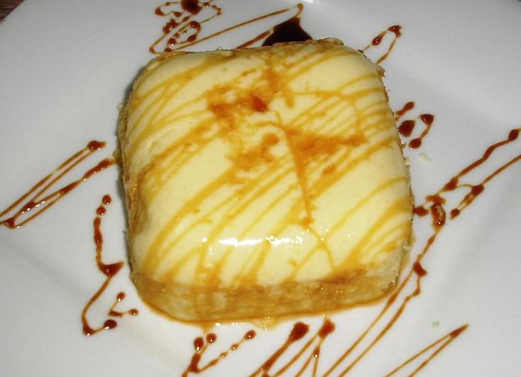 Postre facil de mango (light)