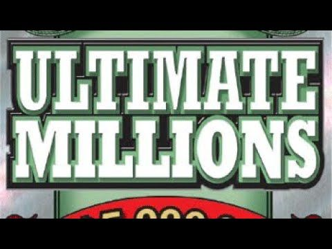 WINNER!!! Ultimate million From Texas Lottery win up to 5,000,000 by SE SCRATCHER - http://LIFEWAYSVILLAGE.COM/lottery-lotto/winner-ultimate-million-from-texas-lottery-win-up-to-5000000-by-se-scratcher/