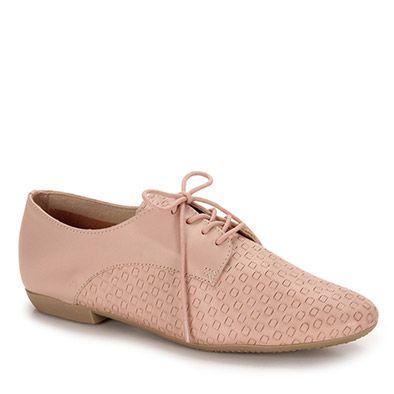 Sapato Oxford Feminino Bottero - Rosa