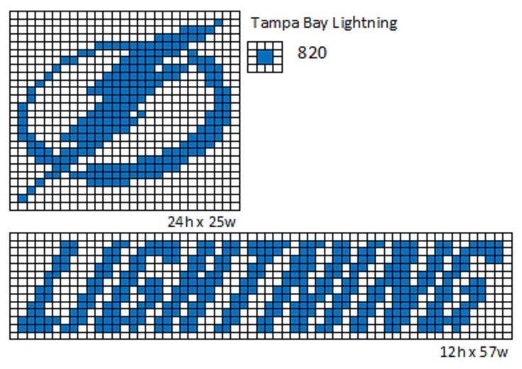 Tampa Bay Lightning by cdbvulpix.deviantart.com on @deviantART