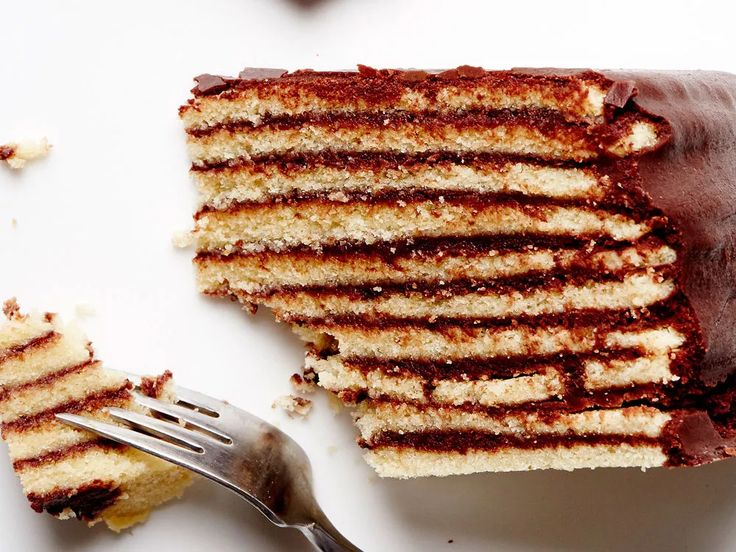 Classic Smith Island Cake SAVEUR
