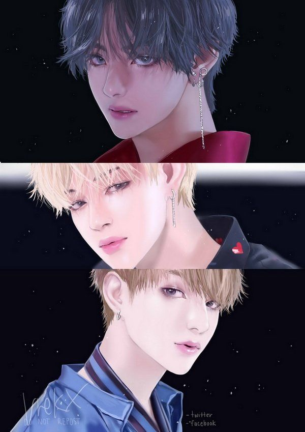 DNA Fanart ctto