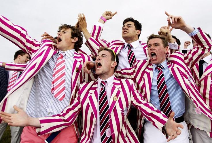 Abingdon School - Henley Regatta