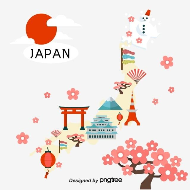 The Snowman Is A Simple Map Of Japan Building The Scenic Area Snowman Png And Vector With Transparent Background For Free Download In 2021 Japan Illustration Japan Icon Cloud Illustration