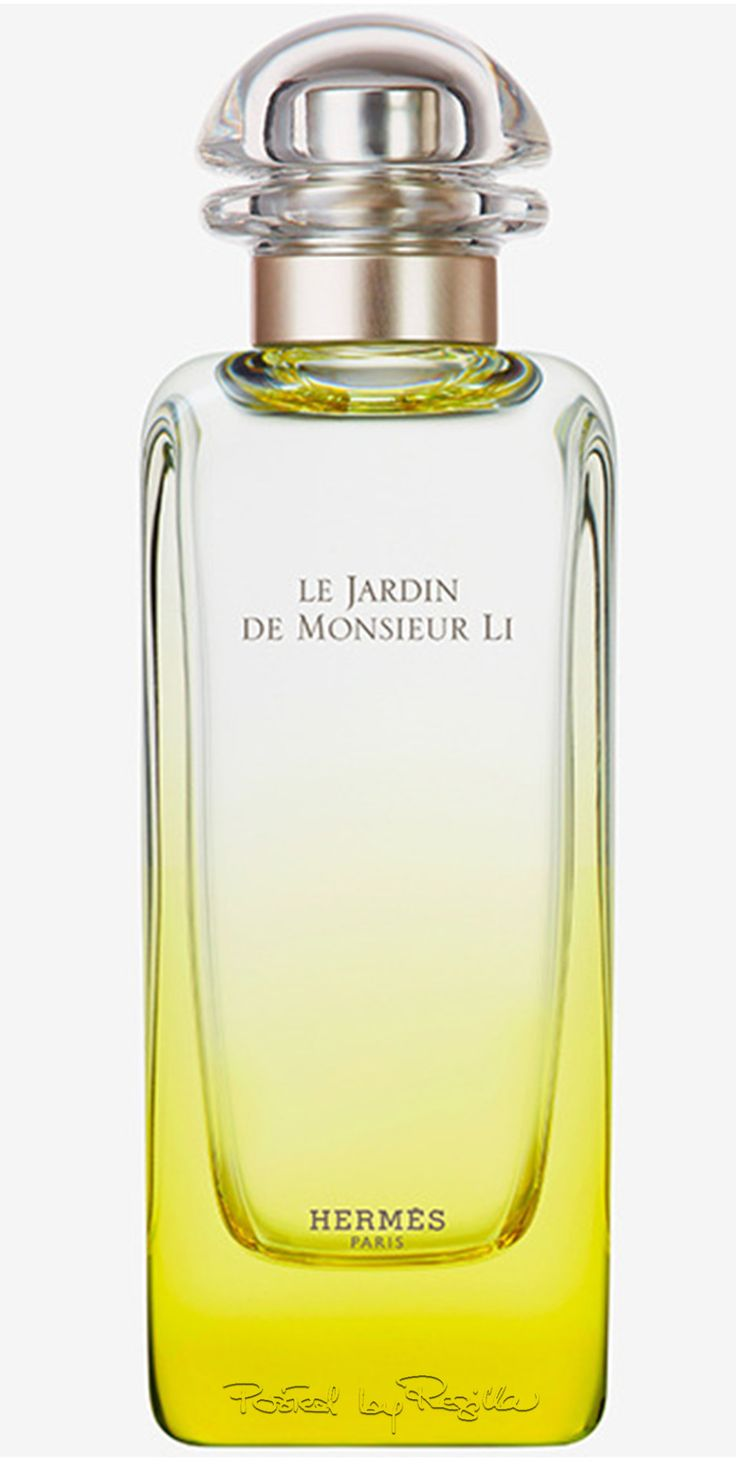 HERMES Paris ⚜ Le jardin de monsieur Li - wonderful - one of my all time favorites!