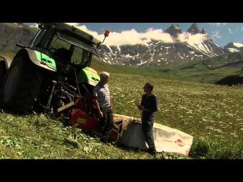 La Maurienne façonne son paysage - YouTube