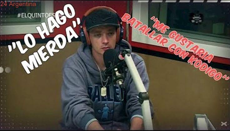 DTOKE HABLA DE KODIGO!! - ''MUCHO RESPETO PARA KODIGO ES UN CRACK''