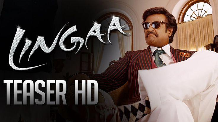 Lingaa Official Teaser   Rajinikanth   KS Ravi Kumar   Sonakshi Sinha   ...