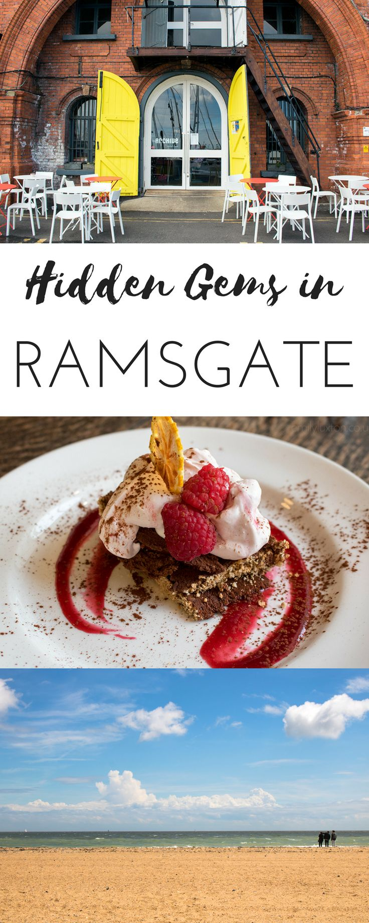 Discovering the top hidden gems in Ramsgate - from food and shopping to unique things to do. On the Kent coast in South East England.