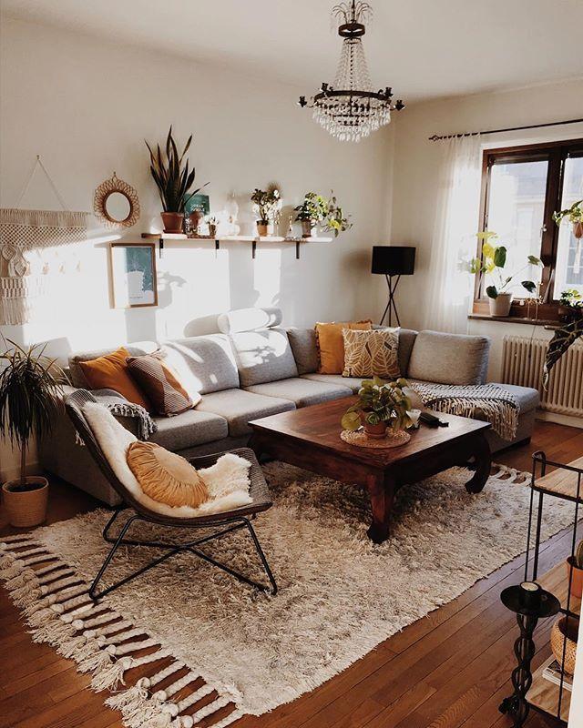 Emma Instagram Auf Instagram Zeit Sich Hier Gemutlich Zu Machen Freitag Bis Montag Ist Die Rustic Living Room Design Boho Living Room Rustic Living Room