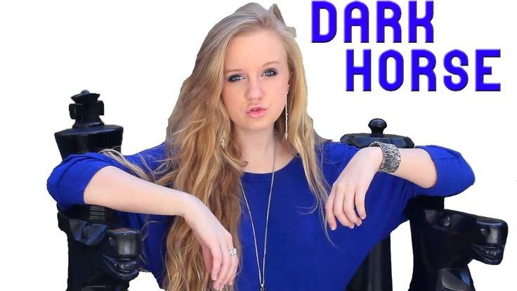 Katy Perry ft. Juicy J - Dark Horse (cover by Lindee Link) (+playlist)