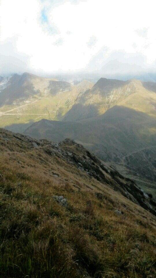 #Italy #Alps Monte #Crostis