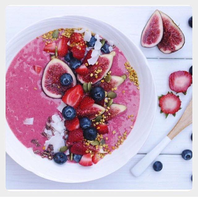 Bliss in a bowl by @8thandlake