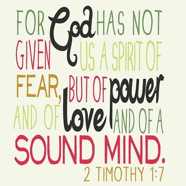 2 Timothy 1:7: God, Inspiration, Truth, Favorite Verse, Quote, Scripture, Timothy 1 7, Bible Verses