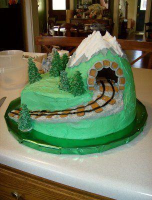 Tunnel cake