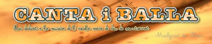 Cançons de Música del cole Montserrat. Molt bé!!!