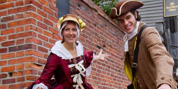 The Freedom Trail Foundation Walking Tour 2