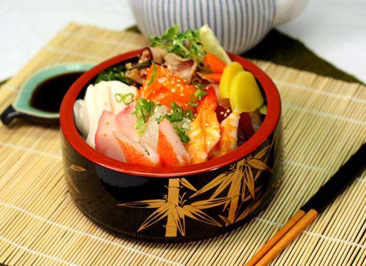 De Japanse keuken : Sushi en Sahimi