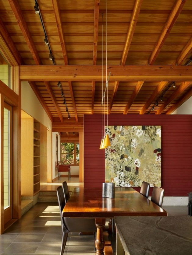 The Davis Residence by Miller Hull » CONTEMPORIST