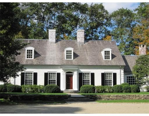 10 Best Images About Chestnut Street Weston Ma On