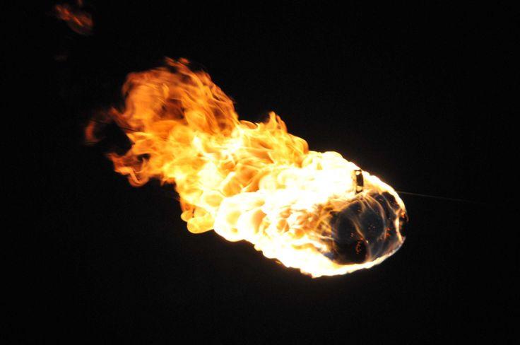 【富山】火の玉だぞ!【富山ブログ】