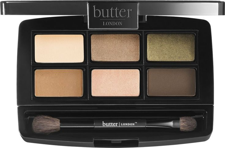 Butter London Shadow Clutch Palette for Fall 2015 - Butter London Natural Charm Shadow Clutch