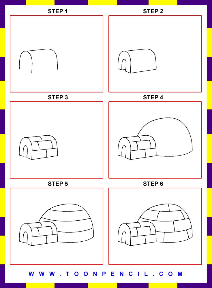 088-how-to-draw-igloo-for-kids-step-by-step