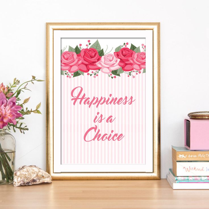 Un favorito personal de mi tienda de Etsy https://www.etsy.com/es/listing/554291567/happiness-is-a-choice-printable-quote