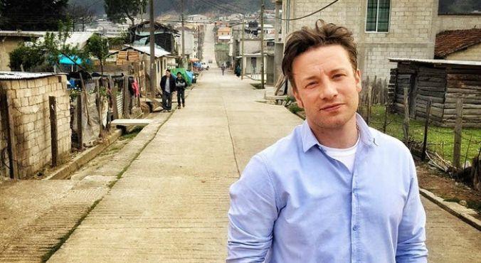Jamie Oliver on @DitchTV #food #drink #cooking #DitchTV