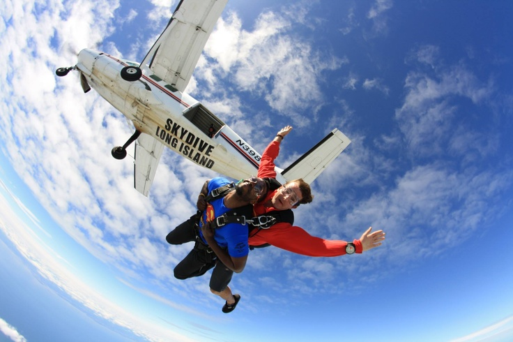 Skydiving Places In Long Island Ny