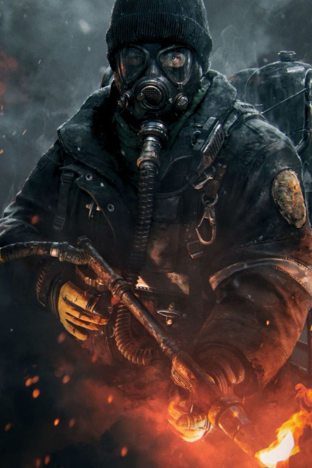 Tom Clancys The Division Mobile Wallpaper - Mobiles Wall