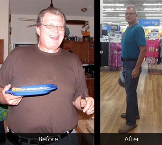 Down by 125 lbs. Amazing! Read more hcg 2.0 success stories below.