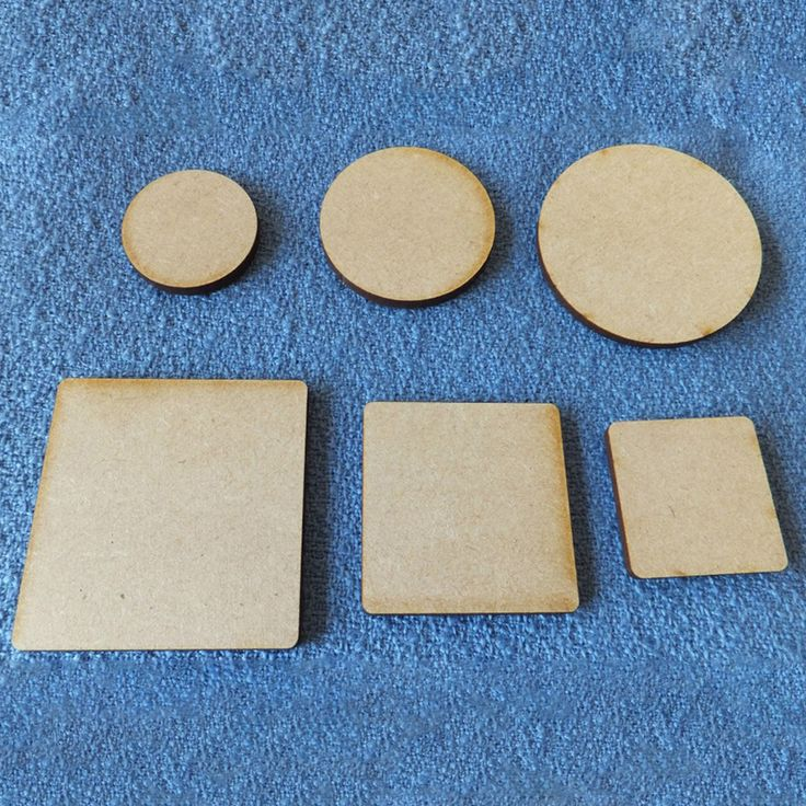 50 Pcs Blanks Wooden Square Round Natural Rustic Wood Crafts Tags Wedding DIY Decorations Wooden Craft Supplies Ornaments(China (Mainland))
