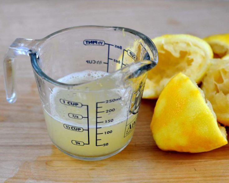 Tip: haal meer citroensap uit een citroen - Lekker en Simpel