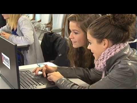 Les jeunes face aux dangers d'internet