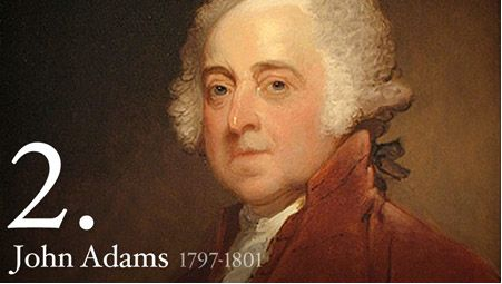 "Learned and thoughtful, John Adams was more remarkable as a political philosopher than as a politician. ""People and nations are forged in the fires of adversity,"" he said, doubtless thinking of his own as well as the American experience."