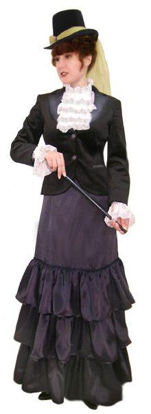 Костюм на Хэллоуин своими руками: Как создать образ готической наездницы