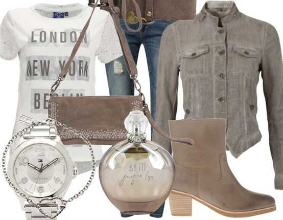 London New York - Casual Outfits - stylefruits.nl